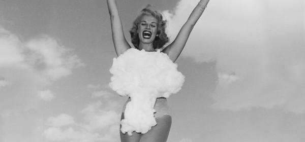 Miss Atomic Bomb Nevada 1957